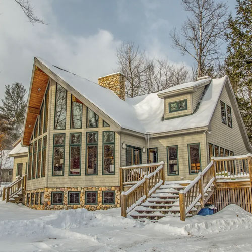 Viking Village rental for large groups at Sunday River
