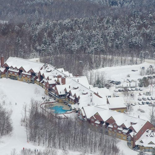 Jordan Hotel for couples at Sunday River.